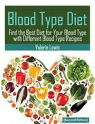 Blood Type Diet [Second Edition]: Featuring Blood Type Recipes