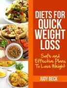 Diets for Quick Weight Loss: Safe and Effective Diet Ideas That Will Help You Lose Weight