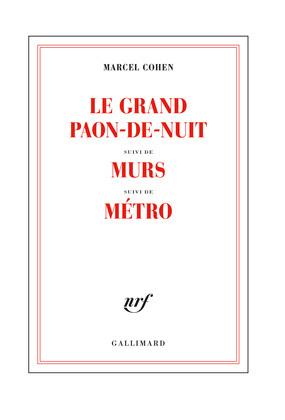 Le grand paon-de-nuit / Murs / Métro