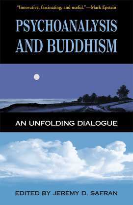 Psychoanalysis and Buddhism