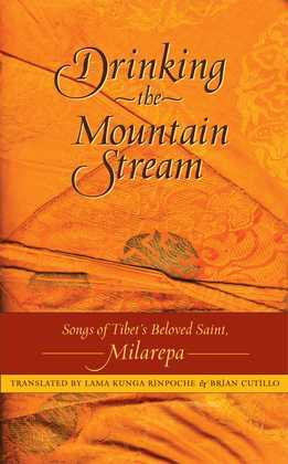 Drinking the Mountain Stream