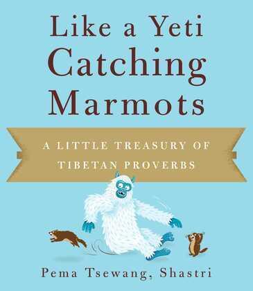Like a Yeti Catching Marmots