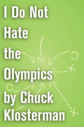 I Do Not Hate the Olympics