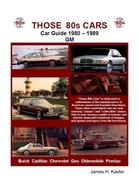 Those 80s Cars: GM