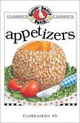 Appetizers Cookbook
