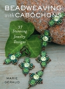 Beadweaving with Cabochons