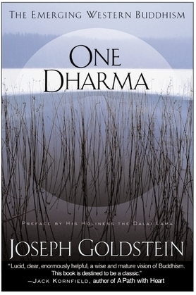 One Dharma: The Emerging Western Buddhism