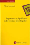 Esperienza e significato nelle scienze psicologiche