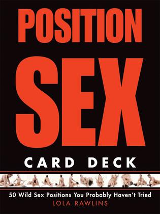 Position Sex mini book