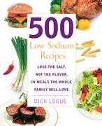 500 Low Sodium Recipes