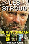 Survivorman Three-Book Bundle