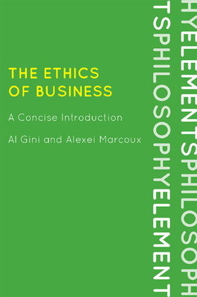 The Ethics of Business: A Concise Introduction