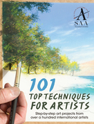 101 Top Techniques for Artists: Step-By-Step Art Projects from Over a Hundred International Artists