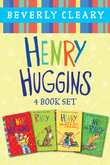 Henry Huggins 4-Book Collection