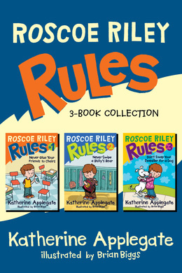 Roscoe Riley Rules 3-Book Collection