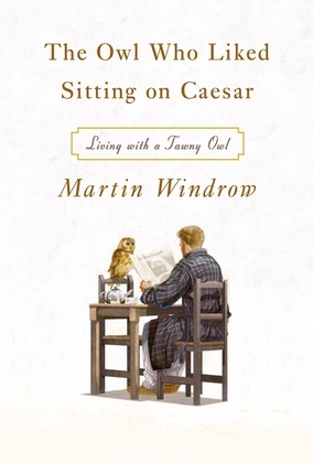 The Owl Who Liked Sitting on Caesar