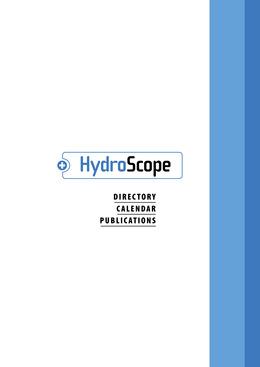 HydroScope anglais 2014-2015