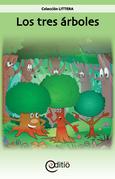 Los tres árboles (Tamaño de imagen fijo)