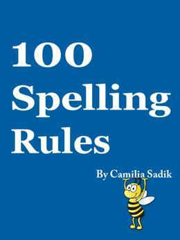 100 Spelling Rules