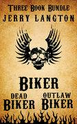 Jerry Langton Three-Book Biker Bundle