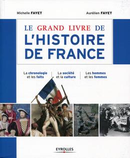 Le grand livre de l'histoire de France