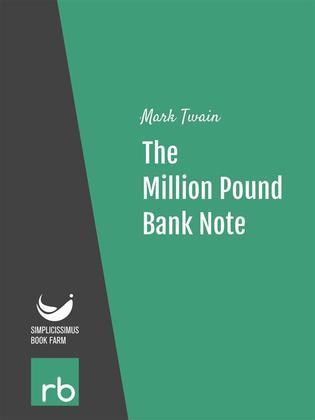 The Million Pound Bank Note (Audio-eBook)
