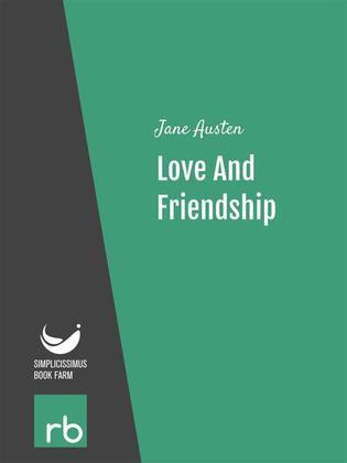 Love And Friendship (Audio-eBook)