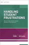 Handling Student Frustrations