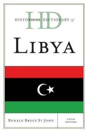 Historical Dictionary of Libya