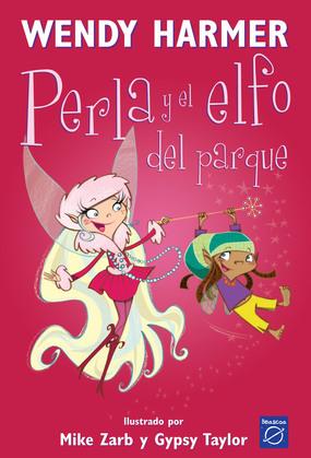 Perla y el elfo del parque (Tamaño de imagen fijo)