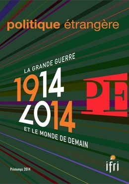 1914-2014 – La Grande Guerre et le monde de demain