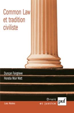 Common Law et tradition civiliste