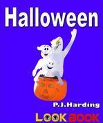 Halloween: A LOOK BOOK Easy Reader