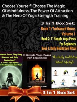 Yoga Strength Training: Increase Immunity, Mindset & Creative Confidence: 3 In 1 Yoga Strength Training Box Set