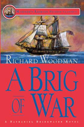 A Brig of War: #3 A Nathaniel Drinkwater Novel