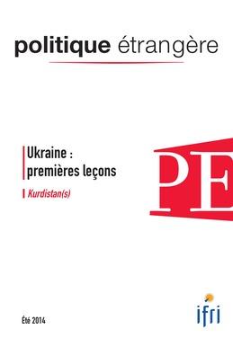 Ukraine : premières leçons