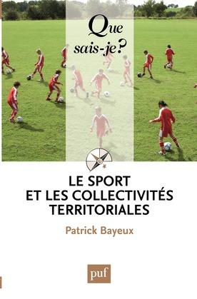 Le sport et les collectivités territoriales