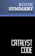 Summary: Catalyst Code - David Evans and Richard Schmalensee