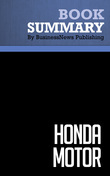 Summary: Honda Motor - Tetsuo Sakiya