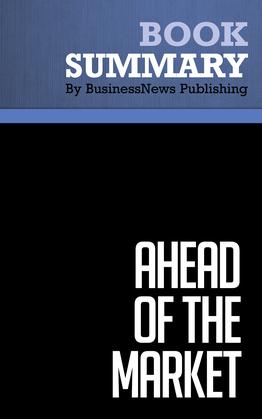 Summary: Ahead of the Market - Mitch Zacks