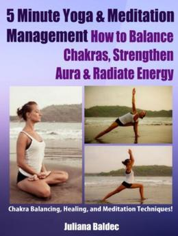 5 Minute Yoga Anatomy: Chakras Balancing & Body Strength - 3 In 1: Body Soul Workouts At Home, Chakra Balancing & Healing