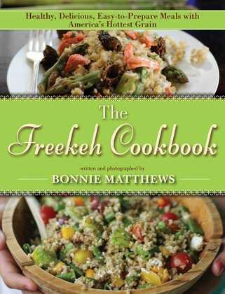 The Freekeh Cookbook