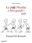 François fait du karaté