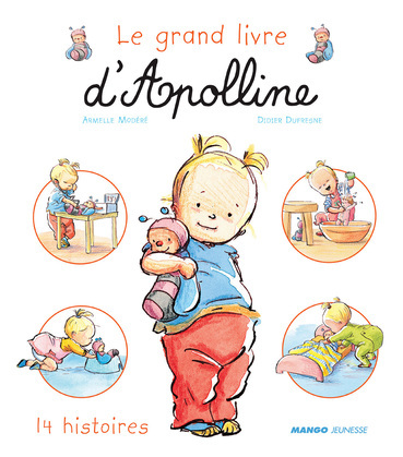 Le grand livre d'Apolline