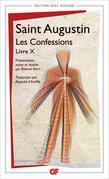 Les Confessions, Livre X