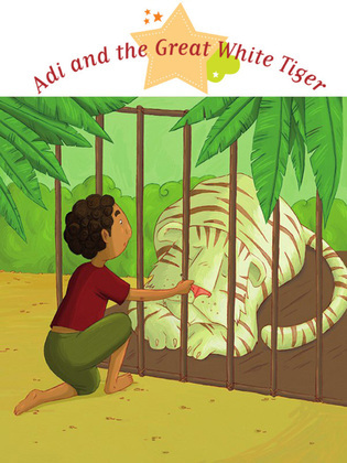 Adi and the Great White Tiger