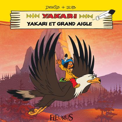 Yakari et Grand Aigle