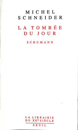 La Tombée du jour. Schumann