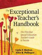 The Exceptional Teacher's Handbook
