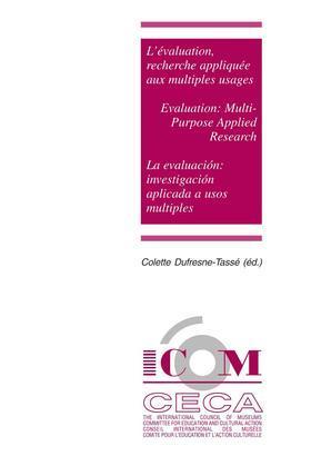 L'évaluation, recherche appliquée aux multiples usages